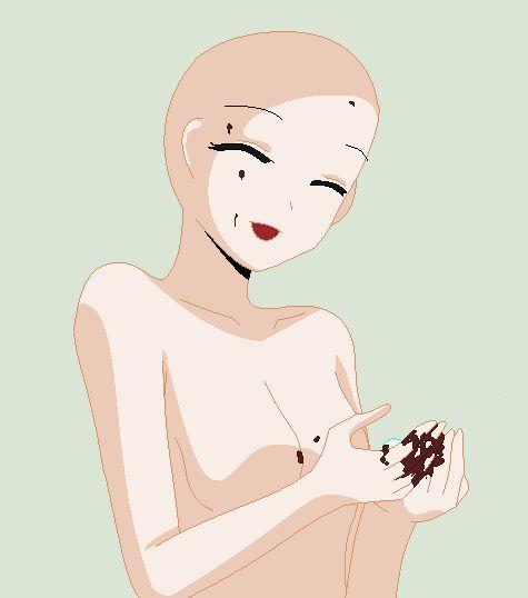 Anime Girl X Girl Base: 136 Best Creepy/Crazy Anime Bases Images On Pinterest