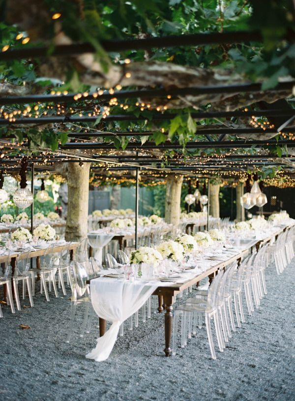 Napa Valley Beaulieu Garden Wedding Style Me Pretty