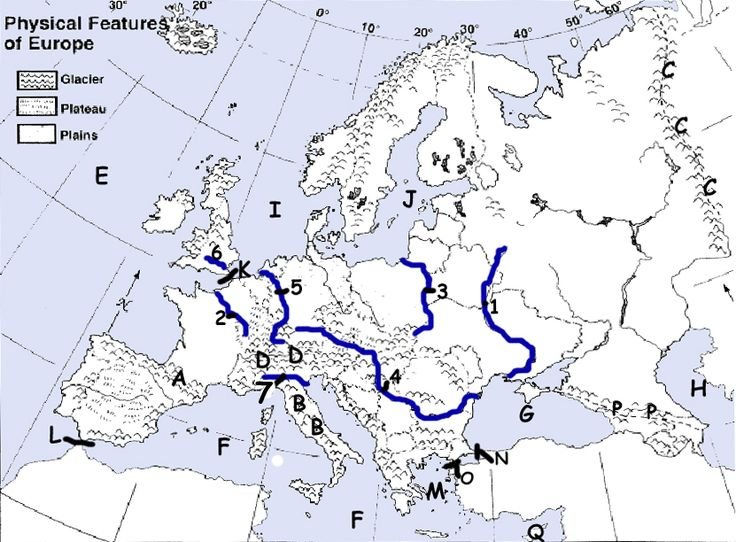 Europe Map Physical Features.JPG 831×612