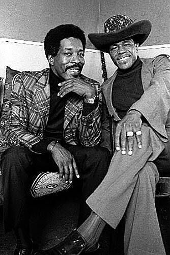 Two Crown Princes of the Blues, Buddy Guy & Junior Wells....