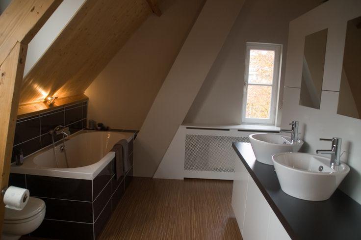 Interior design loft bedroom/bathroom, Eindhoven , the Netherlands