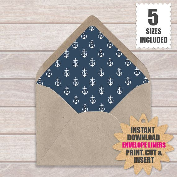 Best Envelope Liners Images On   Envelope Liners
