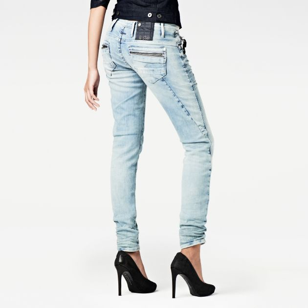 G-Star RAW — Ocean Skinny - Women - Jeans