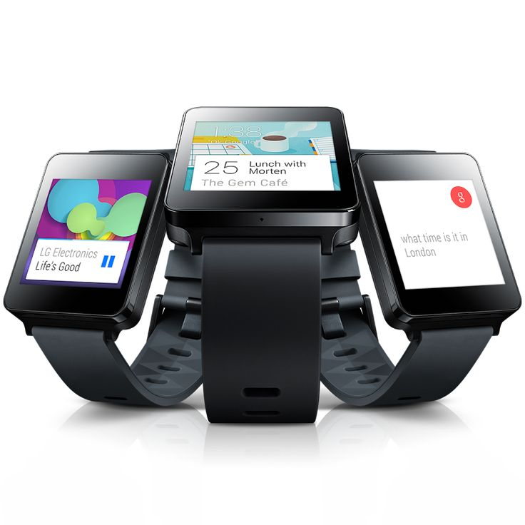 LG G Watch (Black Titan) - Devices on Google Play
