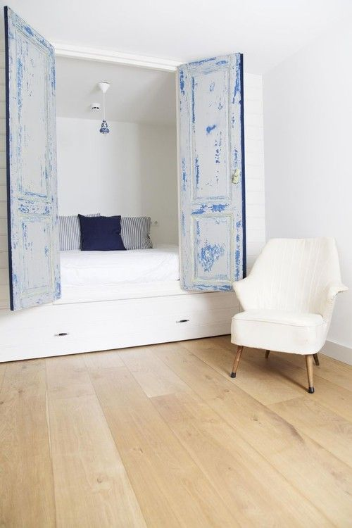1000+ images about bedstede on Pinterest  Enclosed bed, Nooks and ...