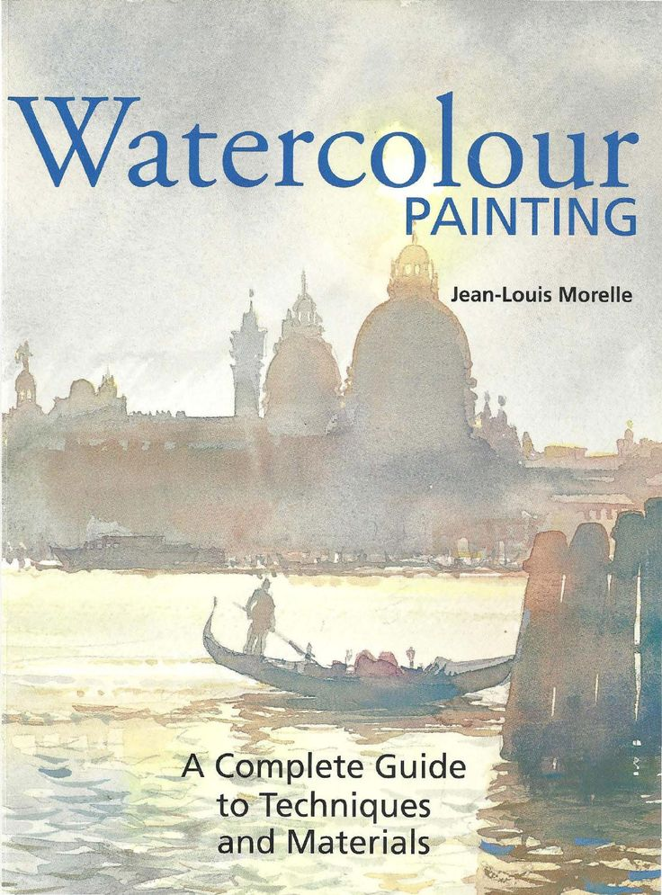 ISSUU - Watercolour painting a guide to techniques and materials by Dan Padurean