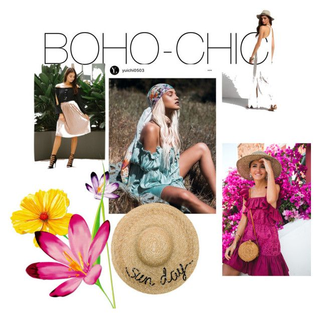 """""""boho-chic"""" by dilmirai on Polyvore featuring Eugenia Kim"""