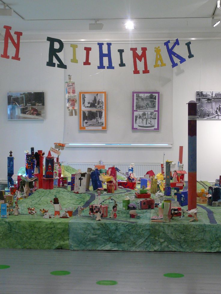 The children created a new city to live in with great innovations, I was so proud of our work!
