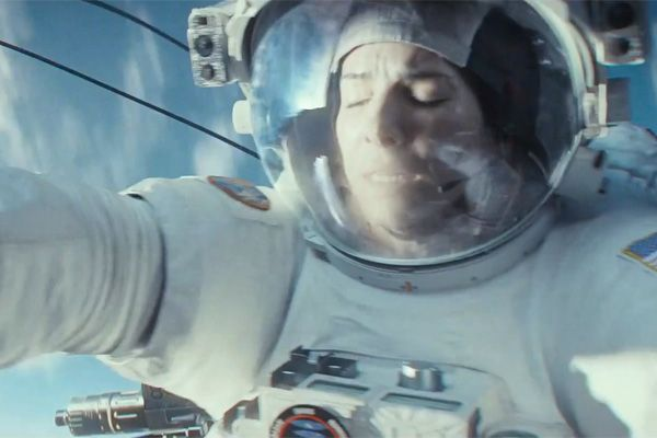 Sandra Bullock Flies High In New 'Gravity' Trailer —Watch