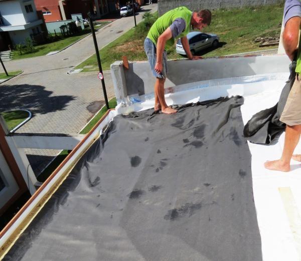 Como fazer um telhado verde - 7 passos (com imagens)