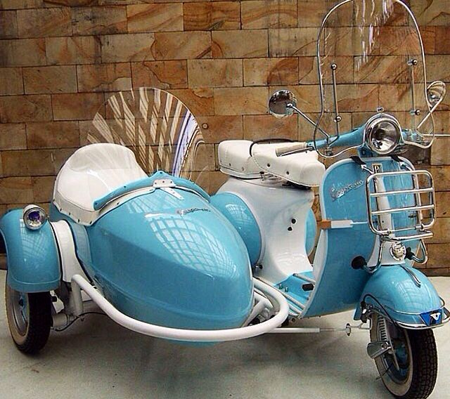 88 best images about Vespa with sidecar on Pinterest ...