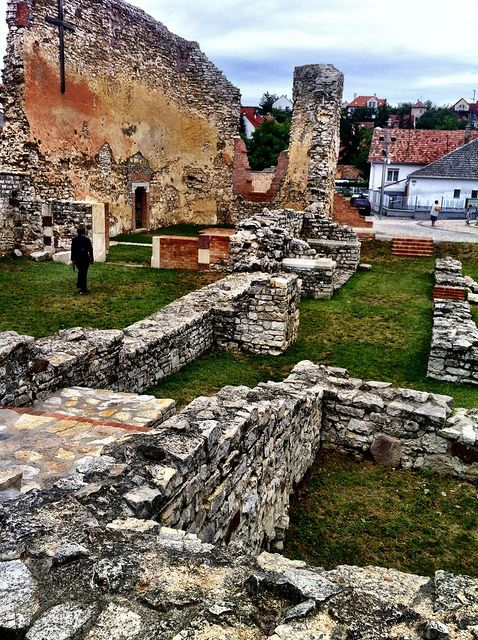 Margit Ruins, Veszprém Hungary | Flickr - Photo Sharing!