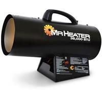 Mr. Heater Forced Air Propane Heater, 38,000 BTU: Mr. Heater Forced Air Propane Heater, 38,000 BTU #militarysurplus #ammo #outdoor #hunting