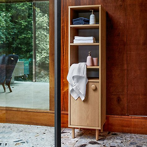 Buy Design Project by John Lewis No.008 Bathroom Tallboy Online at johnlewis.com