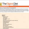 Click the links below to get your shopping lists for the Digest Diet; great for printing and quick reference. We promise a trip to the…