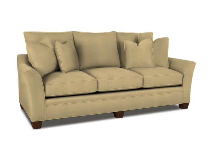 Shop for Klaussner Posen Sofa, 83844 S, and other Living Room Sofas at Klaussner Home Furnishings in Asheboro, North Carolina. Create a room that exudes city style, no matter where you live. Relax and enjoy the view from the handsome Posen sofa. Over stuffed cushions, curvaceous track arms, and luxurious fabrics are temptations that cause you to linger for hours.