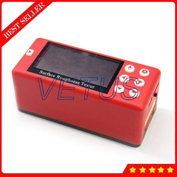 MR200 Digital Surface Roughness Tester with SD memory card
