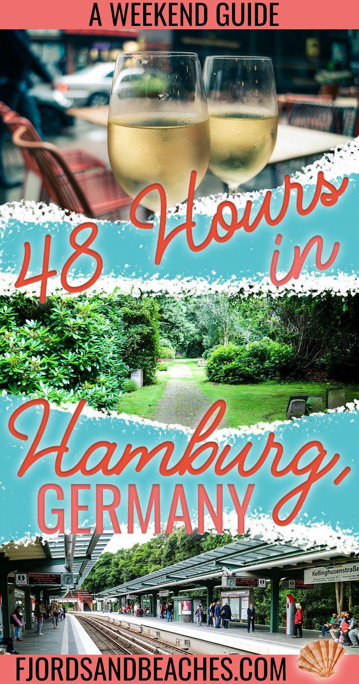 Hamburg Guide, weekend guide to hamburg, germany, 48 hour itinerary for Hamburg, germany #Hamburg #Germany