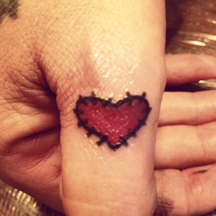 chd tattoo. love it