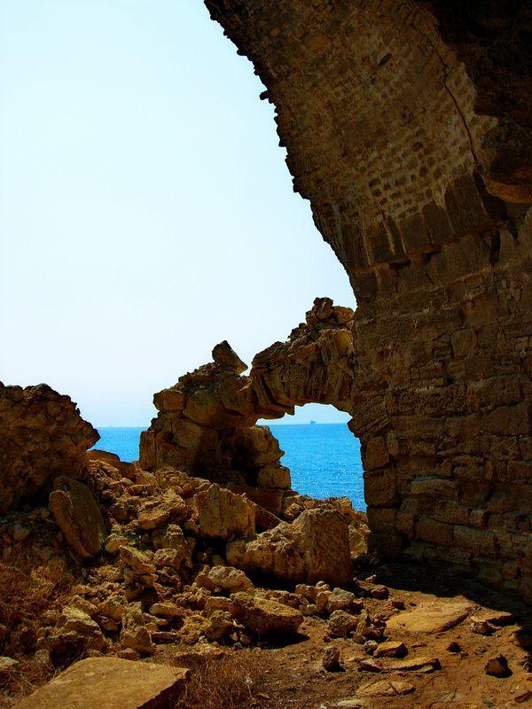 Seddülbahir Kalesi güney kulesi..  Seddülbahir fotoğrafları / Seddülbahir Fortress south tower.. Seddülbahir photos