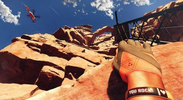 The Climb utmanar med höga höjder och bländande grafik (video) - Prisjakt Konsument