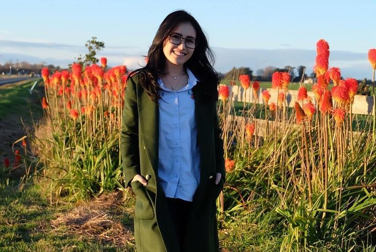 Senangnya Ayu Ting-Ting Ditemani Dubes Tantowi di Selandia Baru