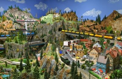 The Osoyoos Desert Model Railroad is an incredible stop for kids and adults alike!!