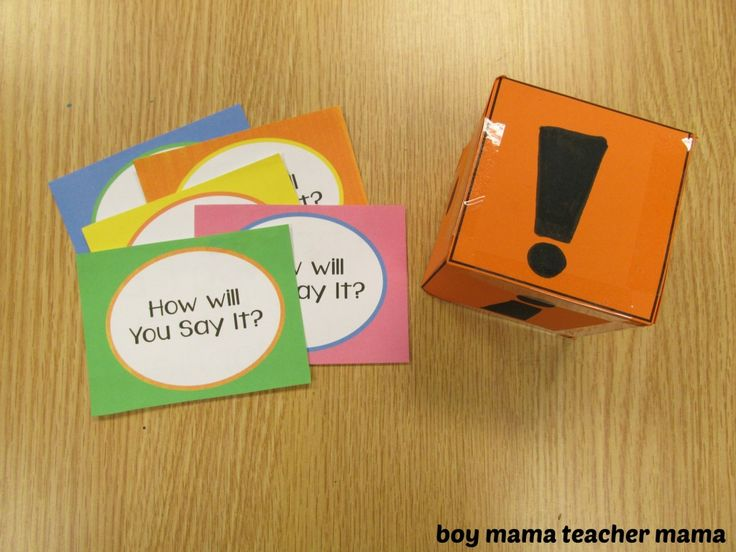 3 Punctuation Games for Children and After School Linky