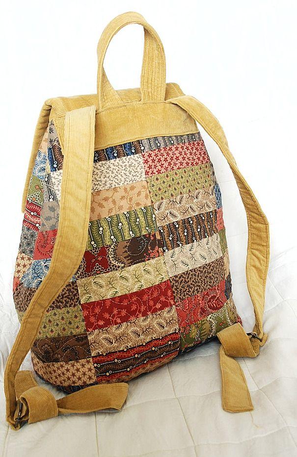 acff6328a13e Лоскутный рюкзачок – купить в интернет-магазине на in-dee с доставкой -  BJCDDJ   Новосибирск
