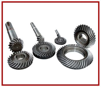Bevel gear manufacturers