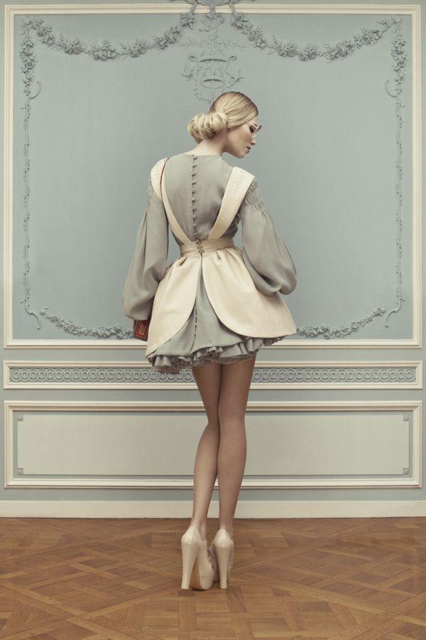 Ulyana Sergeenko Haute Couture Frühling / Sommer …