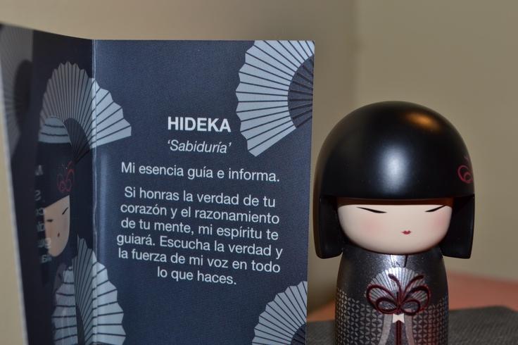 "Esencia de Hideka Kimmidoll ""Sabiduría"""