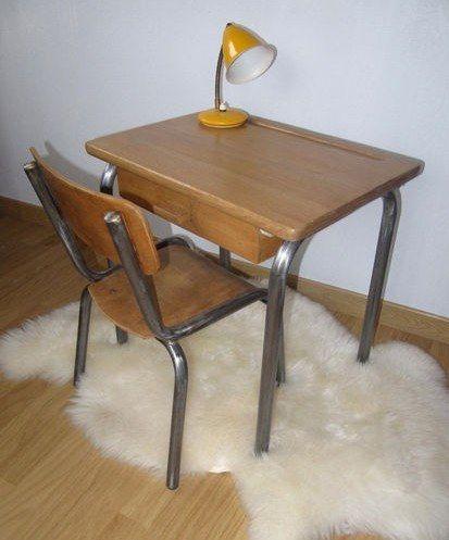 17 best ideas about bureau ancien on pinterest bureaux anciens bureau indu - Bureau ancien enfant ...