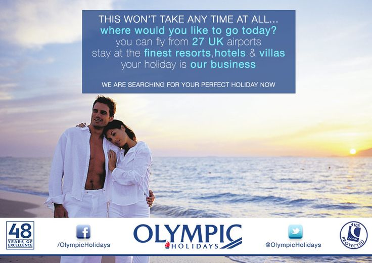 Search for cheap family holidays & family holiday deals online at Olympic Holidays. Choose Olympic for a perfect family holiday at great value & quality