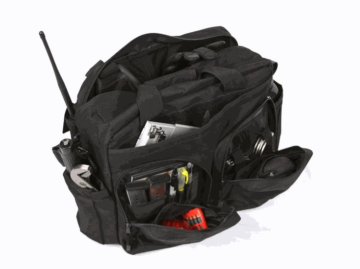 LA Police Gear Jumbo Bail Out Bag for when the shit hits the fan!