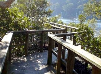 Sydney WeekendNotes - Brooklyn Park Mangrove Boardwalk - Sydney
