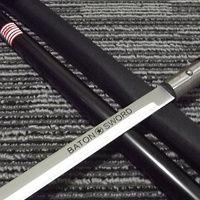 Baton Sword / Katana (Pisau Pedang Samurai / Ninja