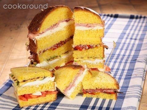 Panettone gastronomico: Ricette di Cookaround | Cookaround