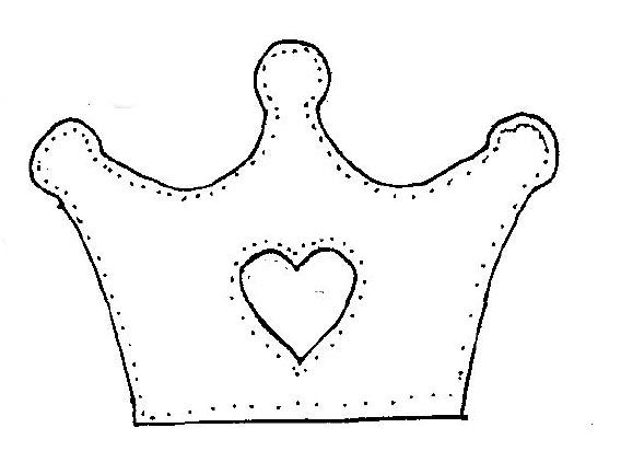 Best 25+ Crown pattern ideas on Pinterest Crown silhouette - crown template