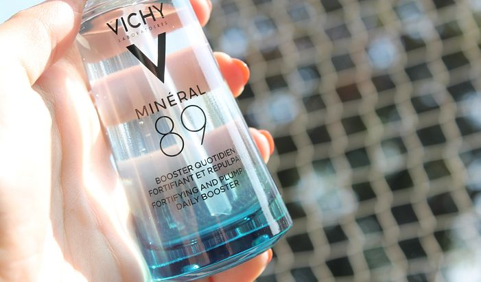 Vichy Minéral 89 Hyaloron Booster