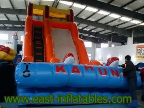 Daphne parte Slide -Venta De tobogan inflable - Comprar Barato Precio De Daphne parte Slide - Fabrica tobogan inflable En Chile
