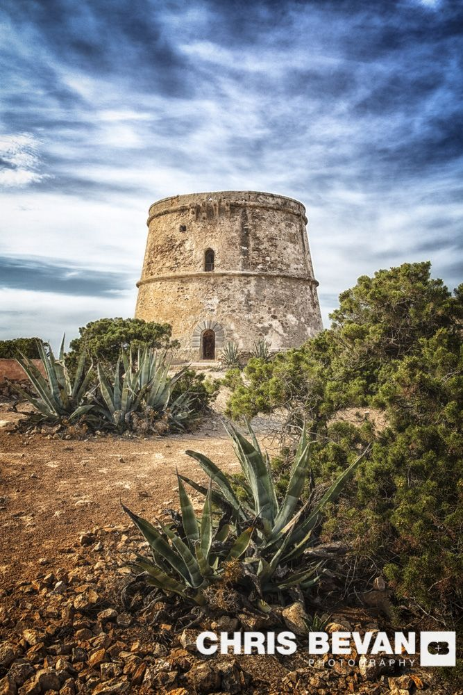 PIRATES TOWERS IBIZA , PIRATES TOWER NEAR CALA COMTE