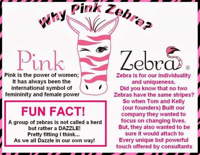 Pink Zebra Independent Consultant: My New Adventure