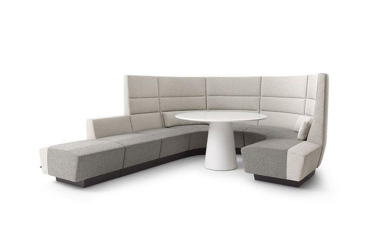 Name: Affair sofa - Designer: Uwe Fischer - Manufacturer: COR