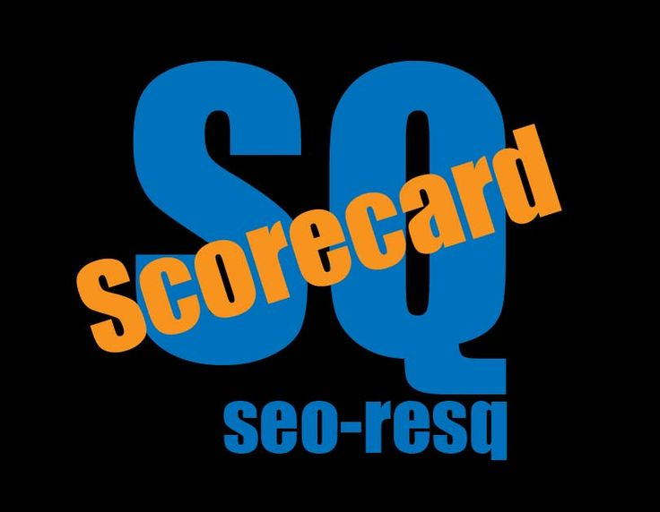 SEO Scorecard by seo-resq.