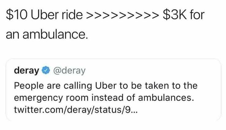 Would make more sense. I was forced into an ambulance which was by only unnecessary as I was not in need of medical attention but the entire thing costed $500