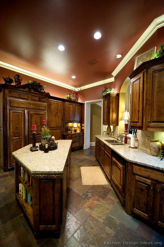 Best Kitchen Idea Of The Day Rich Dark Golden Brown Kitchens 400 x 300