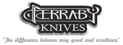 Ferraby knives is run by Will Ferraby, who is a custom knife maker based in Sheffield. Knives are entirely hand made and there are a range of knives for sale including kitchen, carving and specialised knives. Custom knives can be made to order.