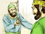 A parable about three servants left to invest their master's money. (Matthew 25:14-30)