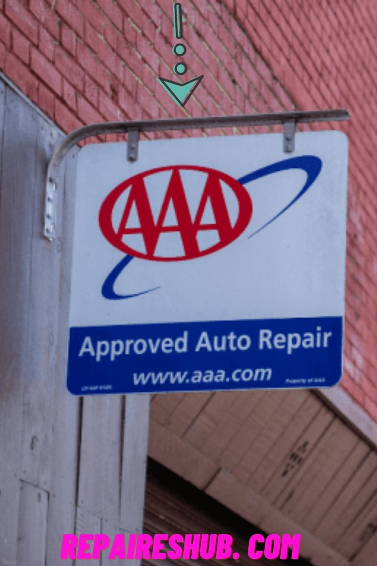 How To Become Aaa Approved Auto Repair Shop Auto Repair Auto Repair Shop Repair